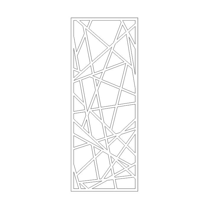دانلود طرح انواع درب های فلزی برش پلاسما